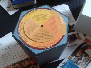 Student Experience Artefact: 'The Wheel'
