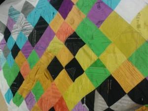 Alke's academic quilt