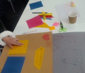 Mark-making, drawing and writing activities