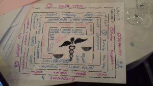 Reframing science writing