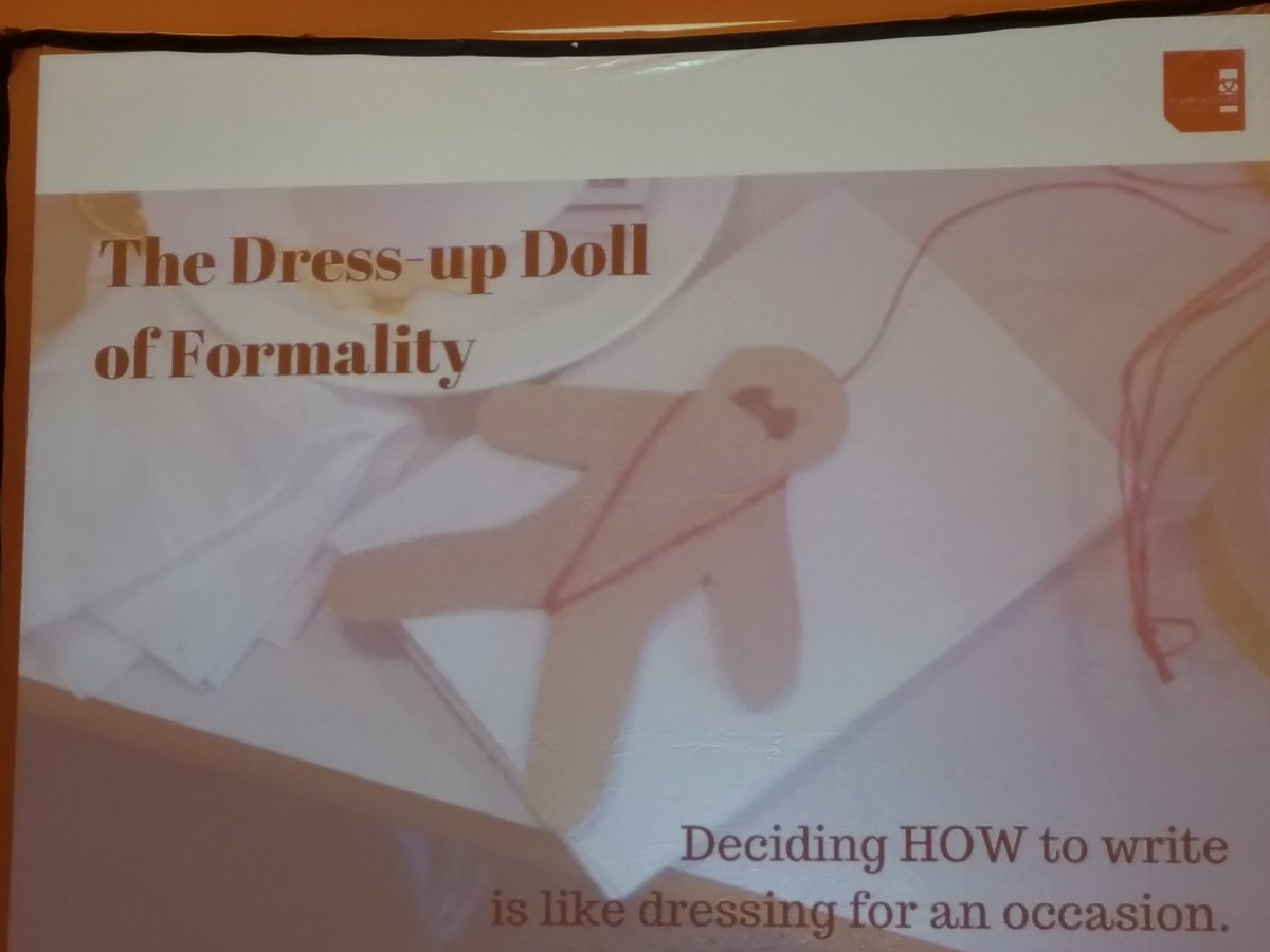The Dress up Doll of Formality