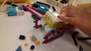 STEAM builds Lego Education