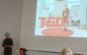 Alison James TEDx
