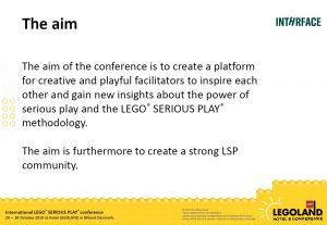 LSP Conference aim